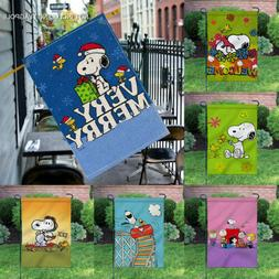 Decor Very Merry Outdoor Yard Linen Banner/Flag Double Sided