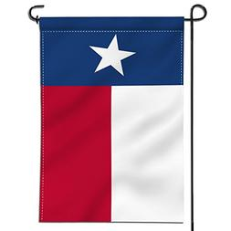 Anley |Double Sided| Premium Garden Flag, Texas State Decora