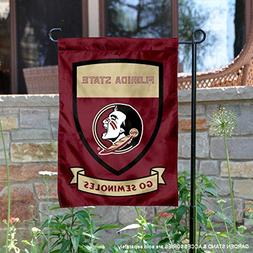 College Flags and Banners Co. Florida State Seminoles Shield