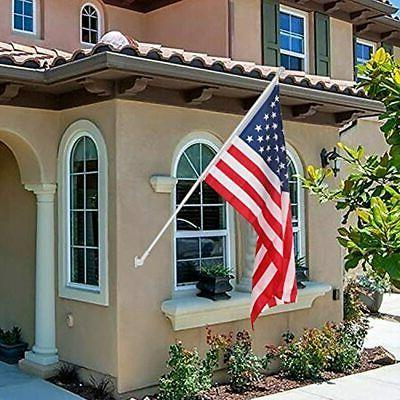 5FT Flag Pole Stainless Steel For Yard (Only