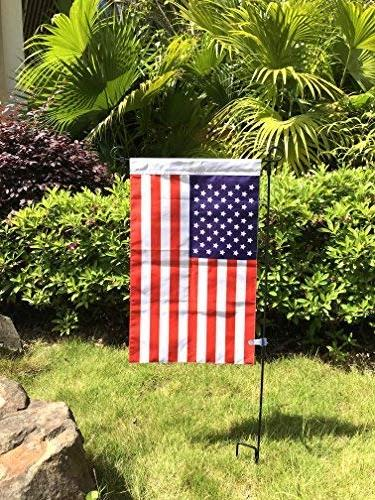 "Garden Garden Flag and Anti-Wind 16.5""W USA Or Season Garden Flags Keep Your Flags from Flying Winds"