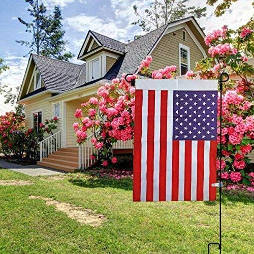 "Garden Flag Garden Anti-Wind Clip 16.5""W Or Garden Flags Keep Your Flying High Winds"