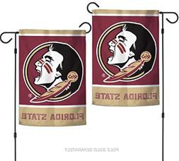 "WinCraft NCAA Florida State University Seminoles 12.5"" x 18"""