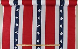 """Patriotic USA Red White and Blue Bunting Banner Display 60"""""""